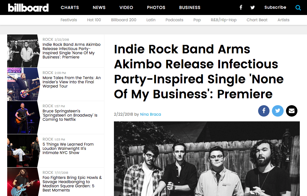 Arms Akimbo
