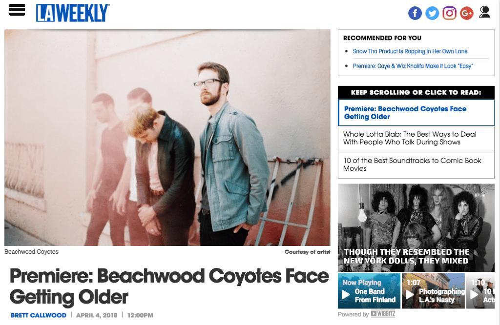 Beachwood Cyotes