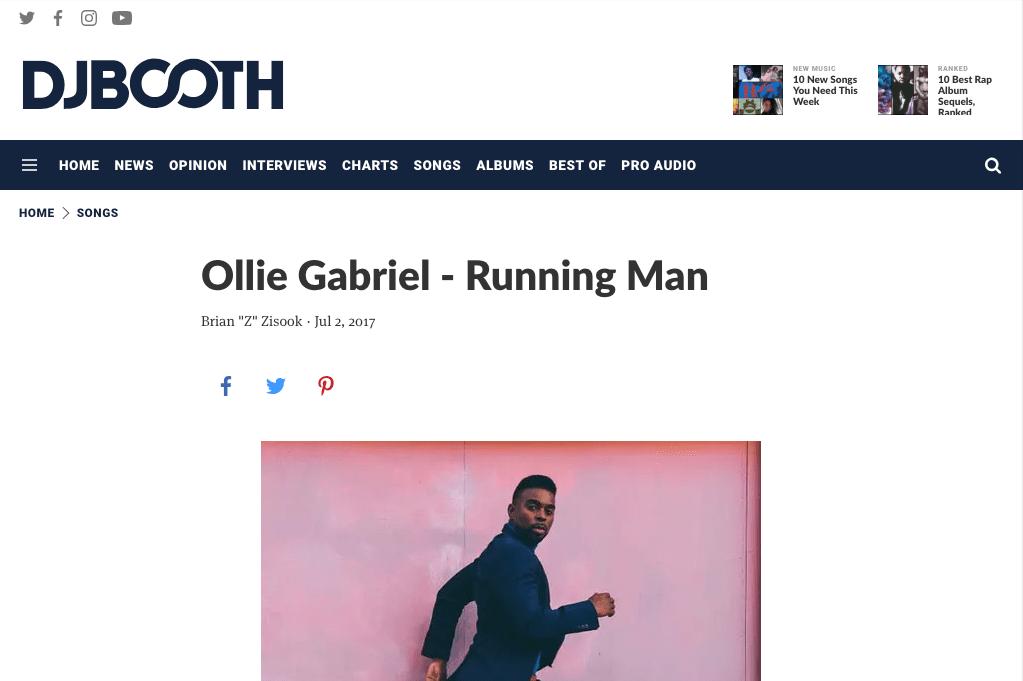 Ollie Gabriel