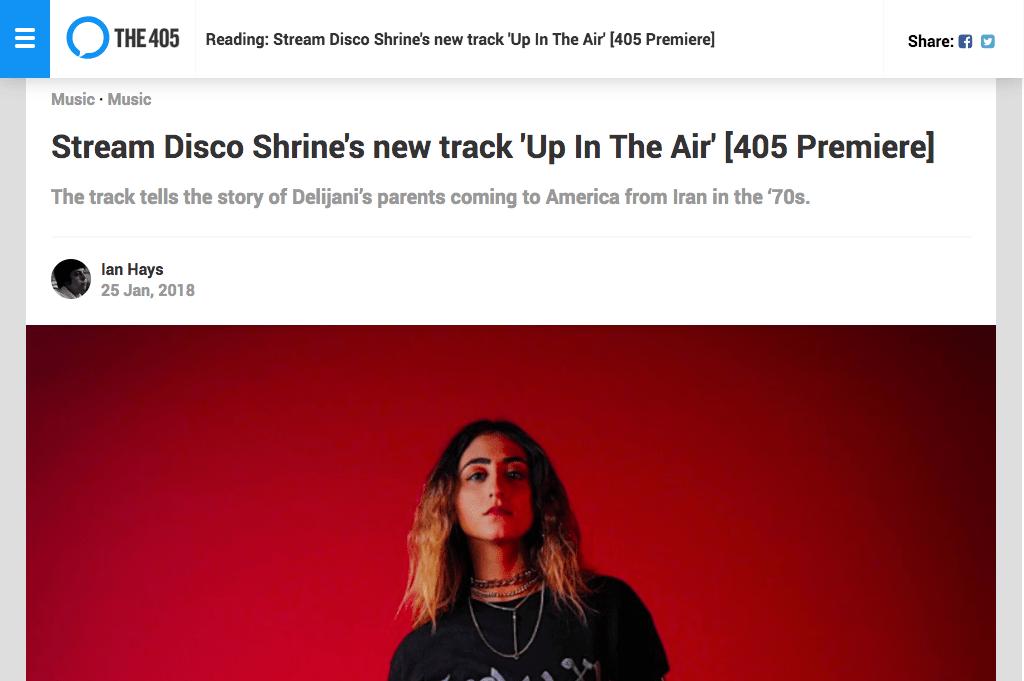 Disco Shrine