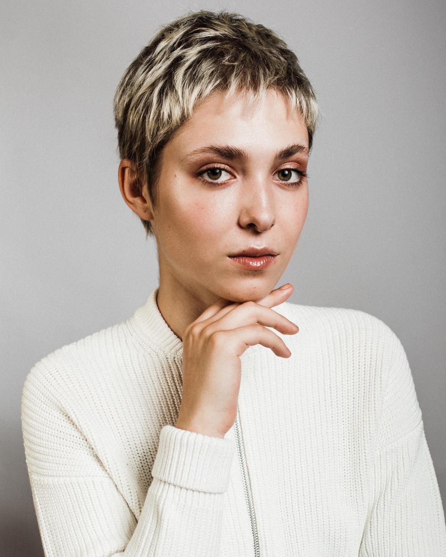 Mela C., Model