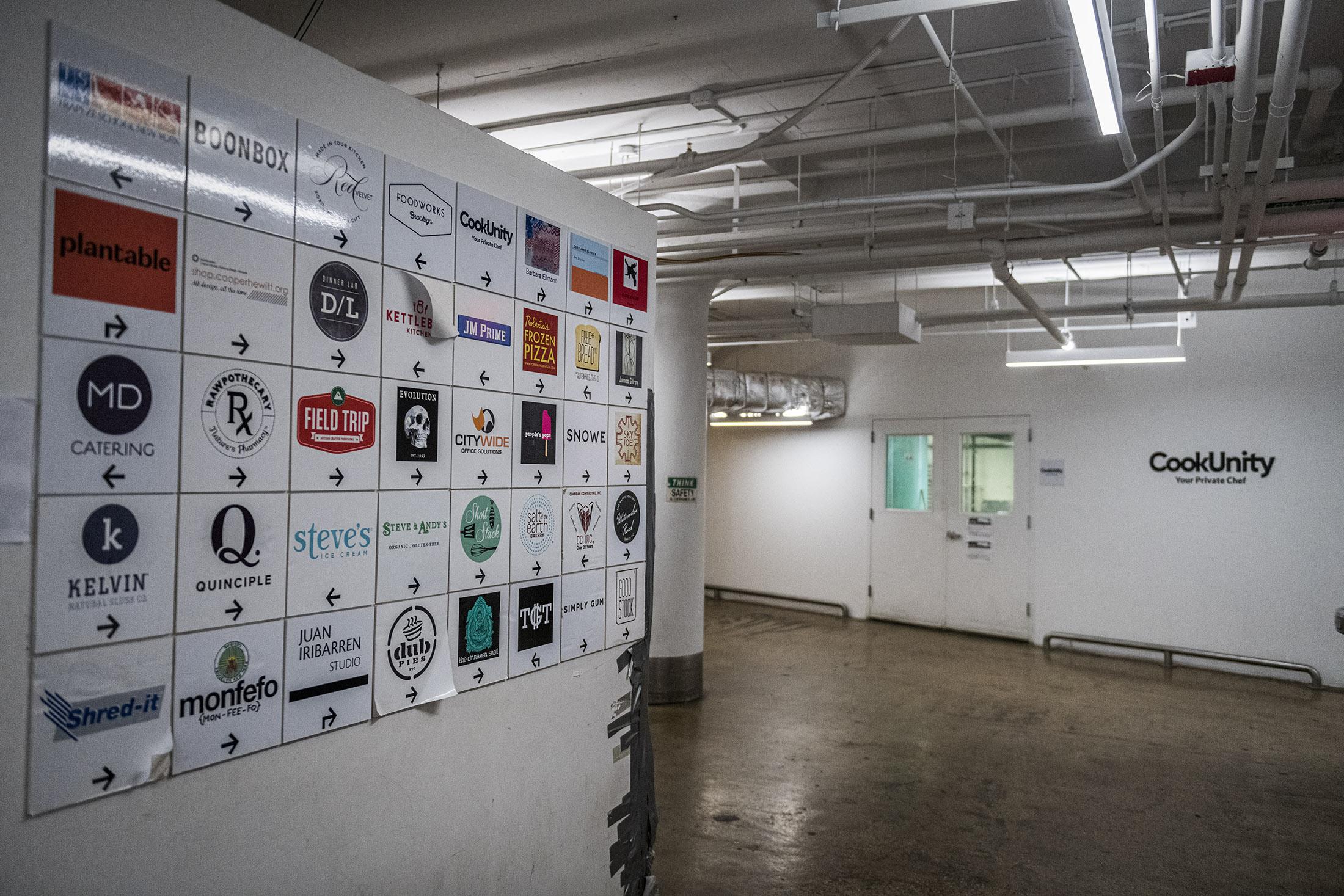Das Pfizer Building bietet über 200 Startups platz zur Produktion und Produktentwicklung