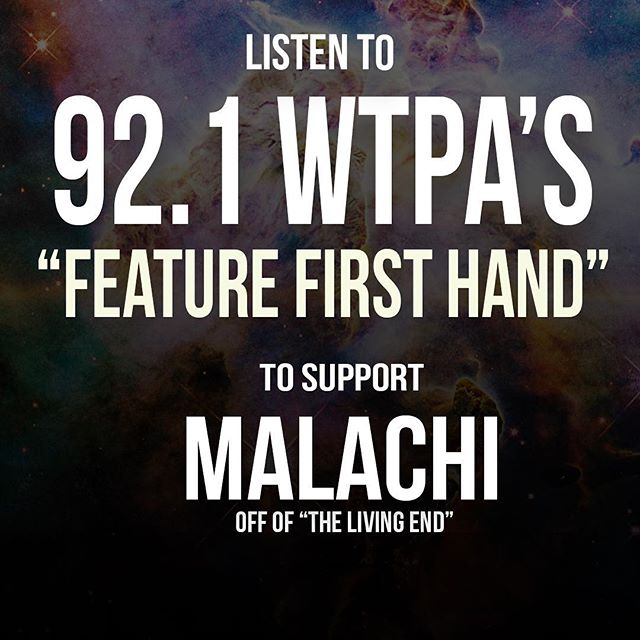 Thank you for the past few weeks of welcoming comments to the digital world! I just want to take a second and throw some support to #WTPA for featuring our song on Rock Radio at either 8:50 and 11:50 this Friday or Monday.  You can live stream their station via internet here: http://bit.ly/2gm33T8  Spotify: http://spoti.fi/2e7bYEw iTunes: http://apple.co/2f57uxe
