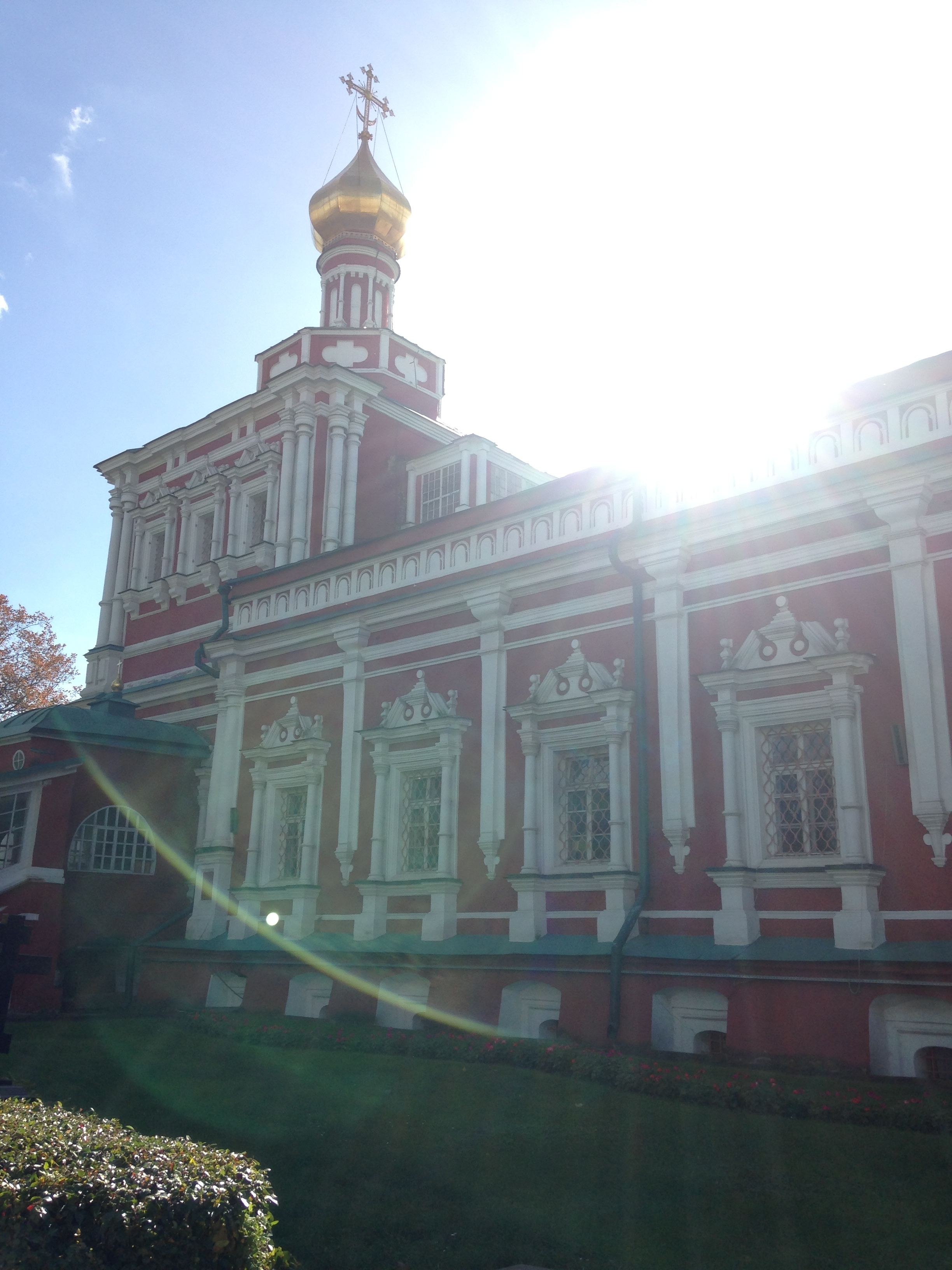 Novodevichy Convent #3 (for my B)