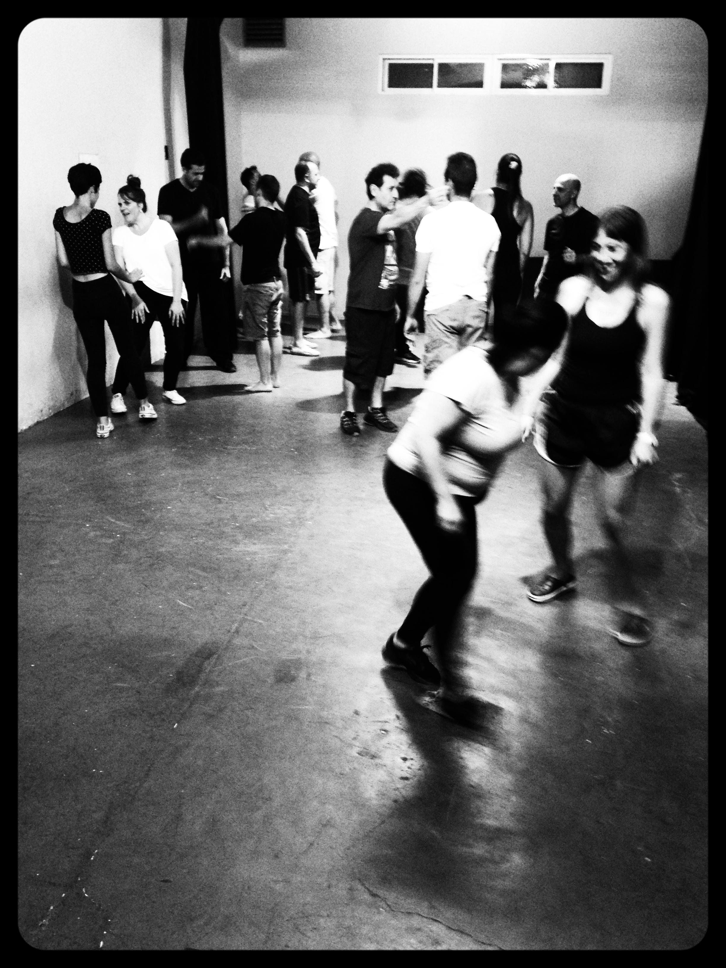 Clown workshop @ Espacio Aguirre