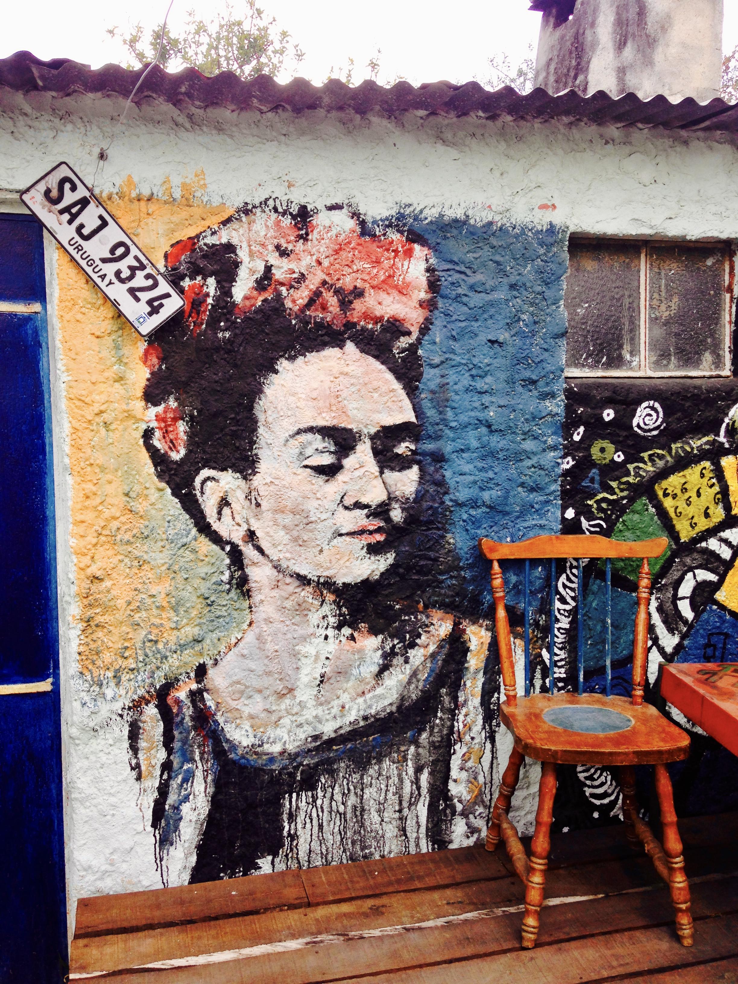 La Akademia. Frida (always) by Facundo Múñoz