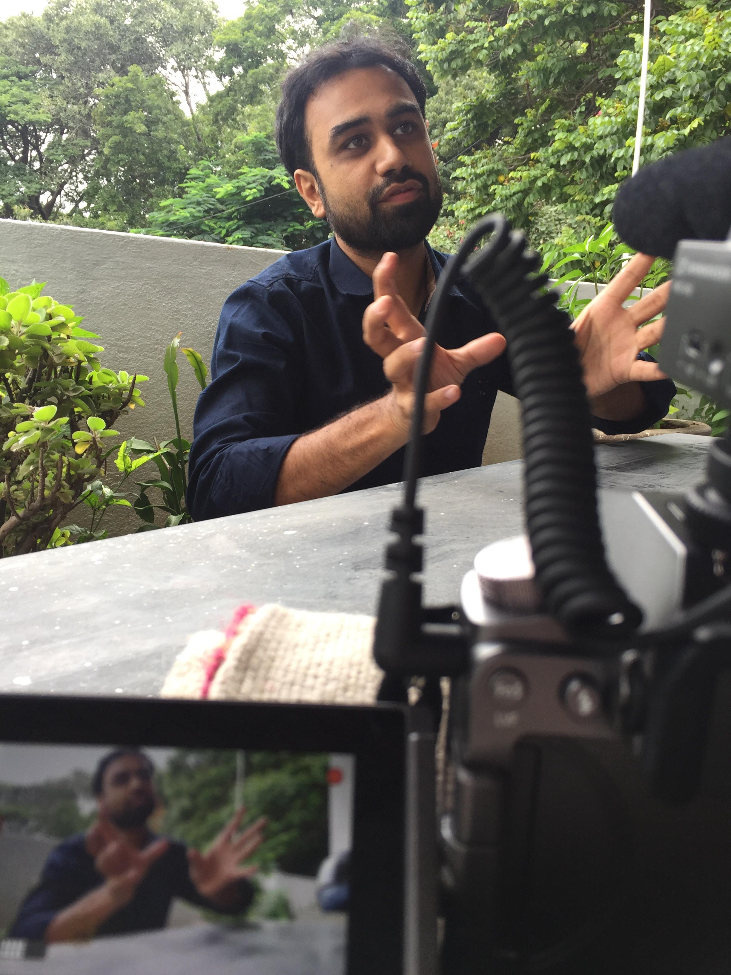 My friend Rohit, Cinema Therapist
