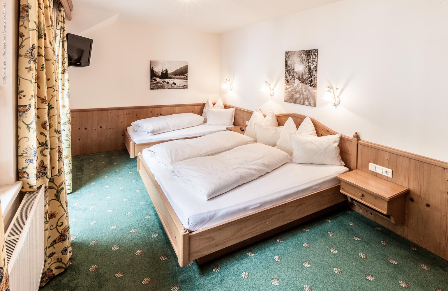 Schlafzimmer Appartement 5