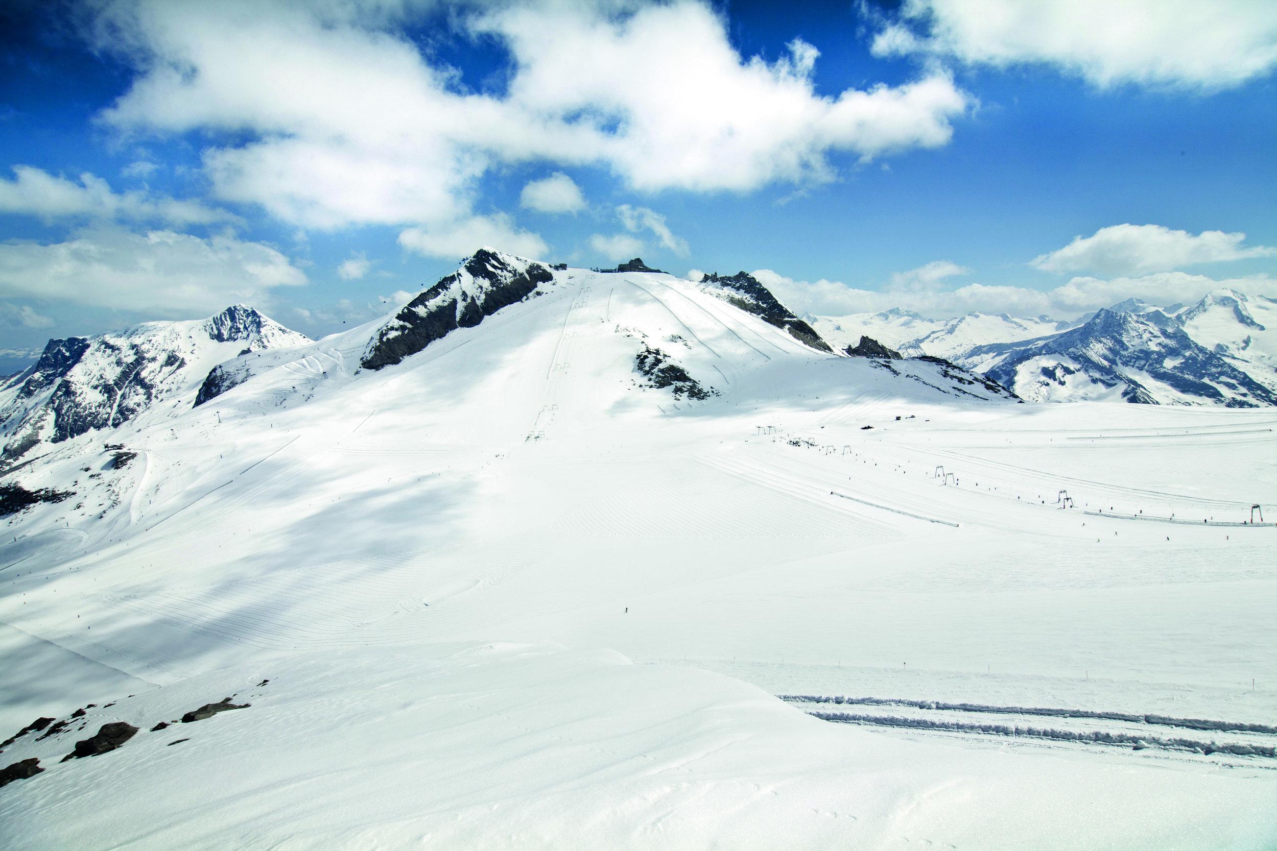 Hintertuxer Gletscher - Ganzjahresskigebiet