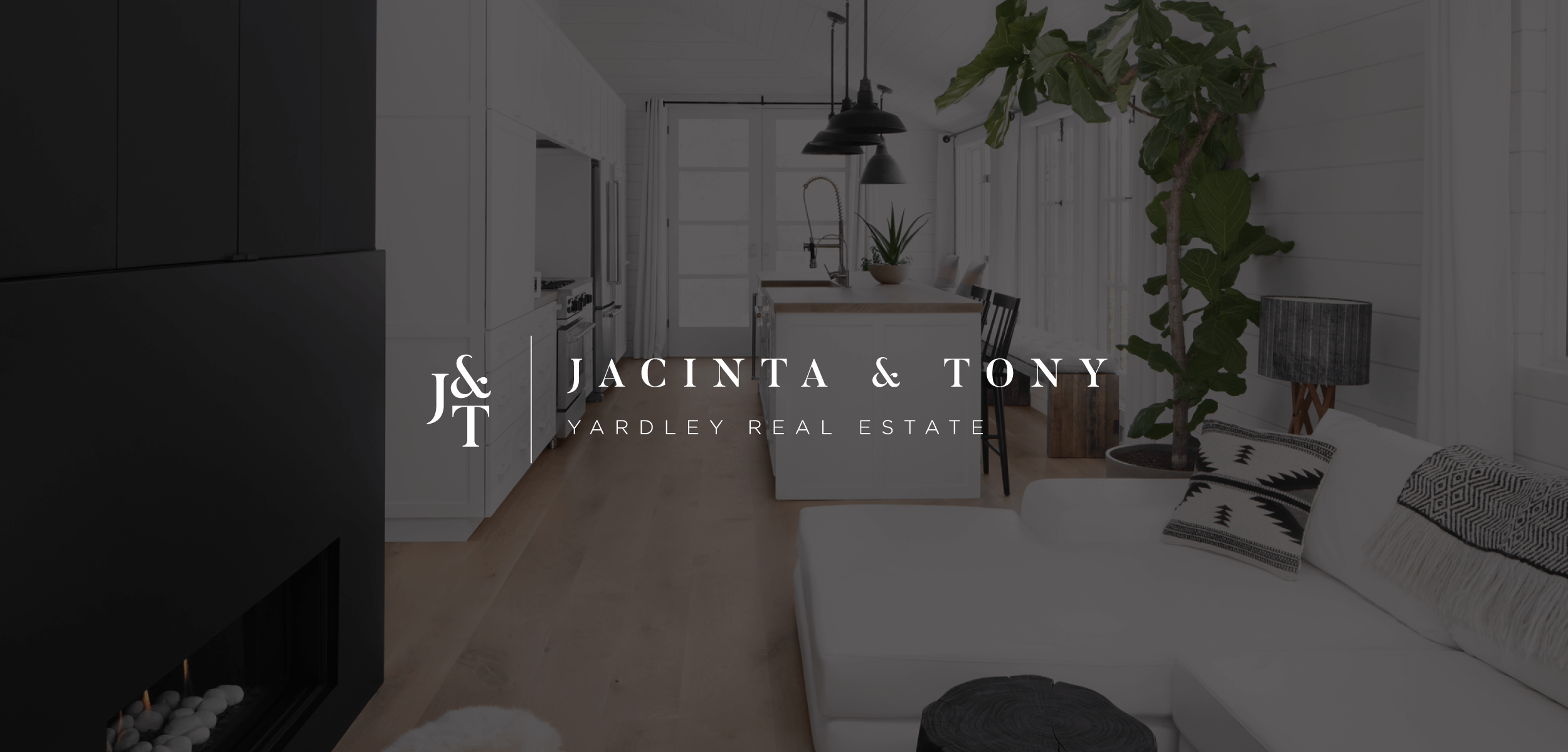 Jacinta and Tony Yardley Real Estate logo.