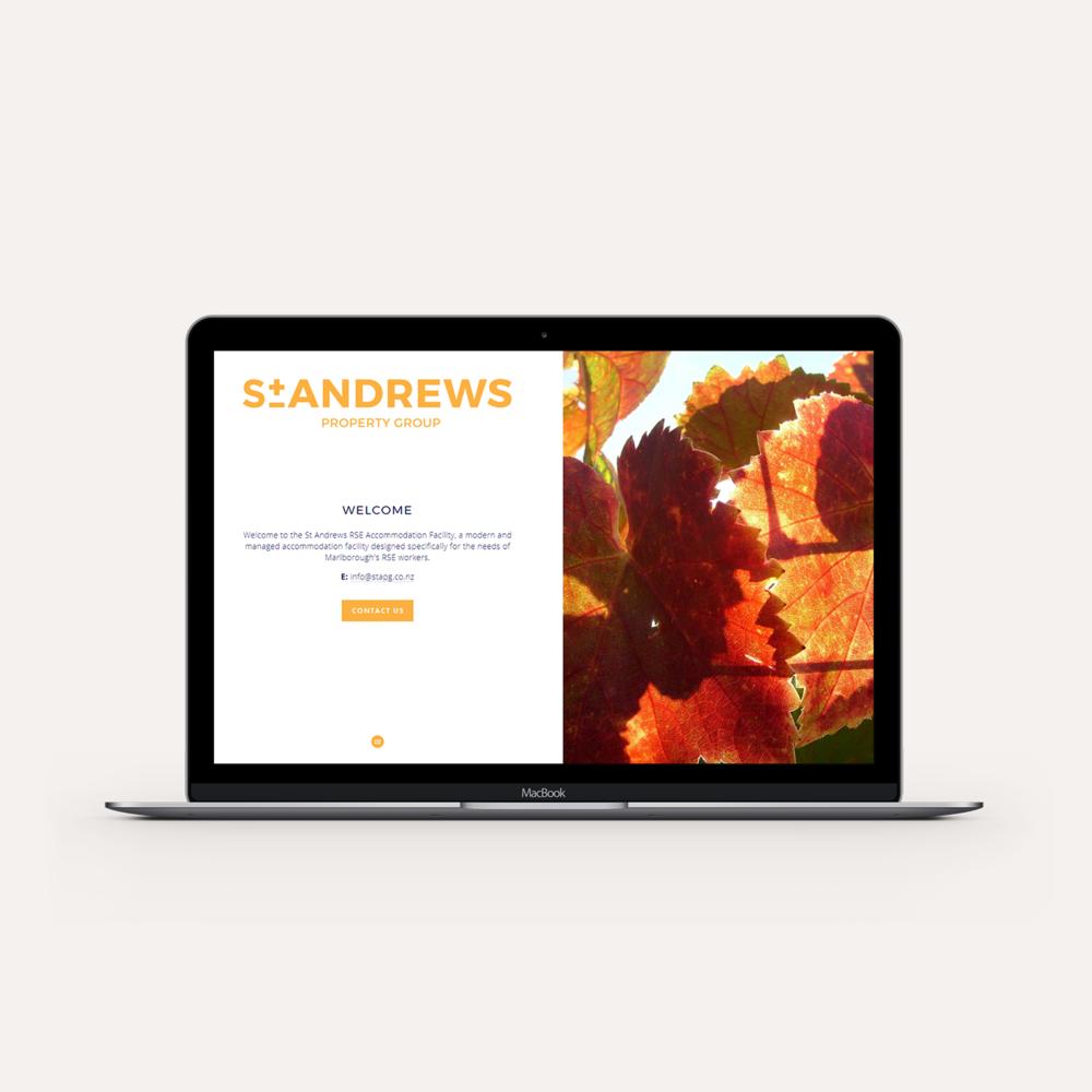 St Andrews Property Group website.