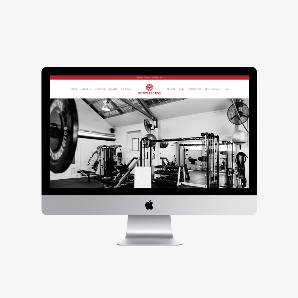 The PT Collective website.