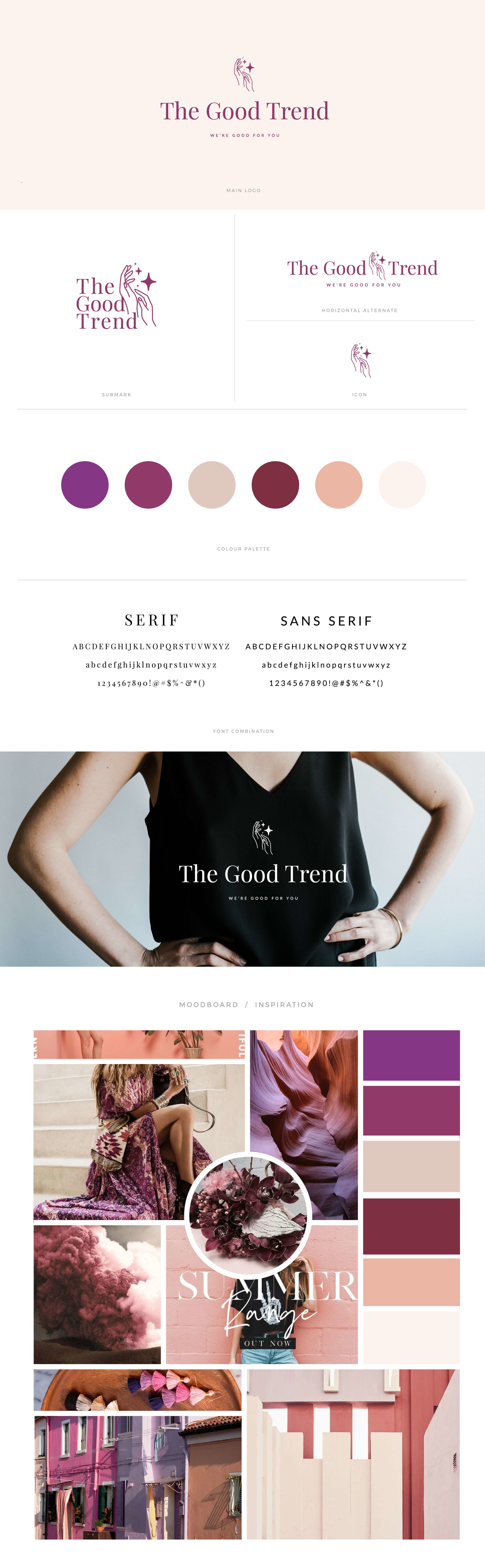 The Good Trend - by January Made Design