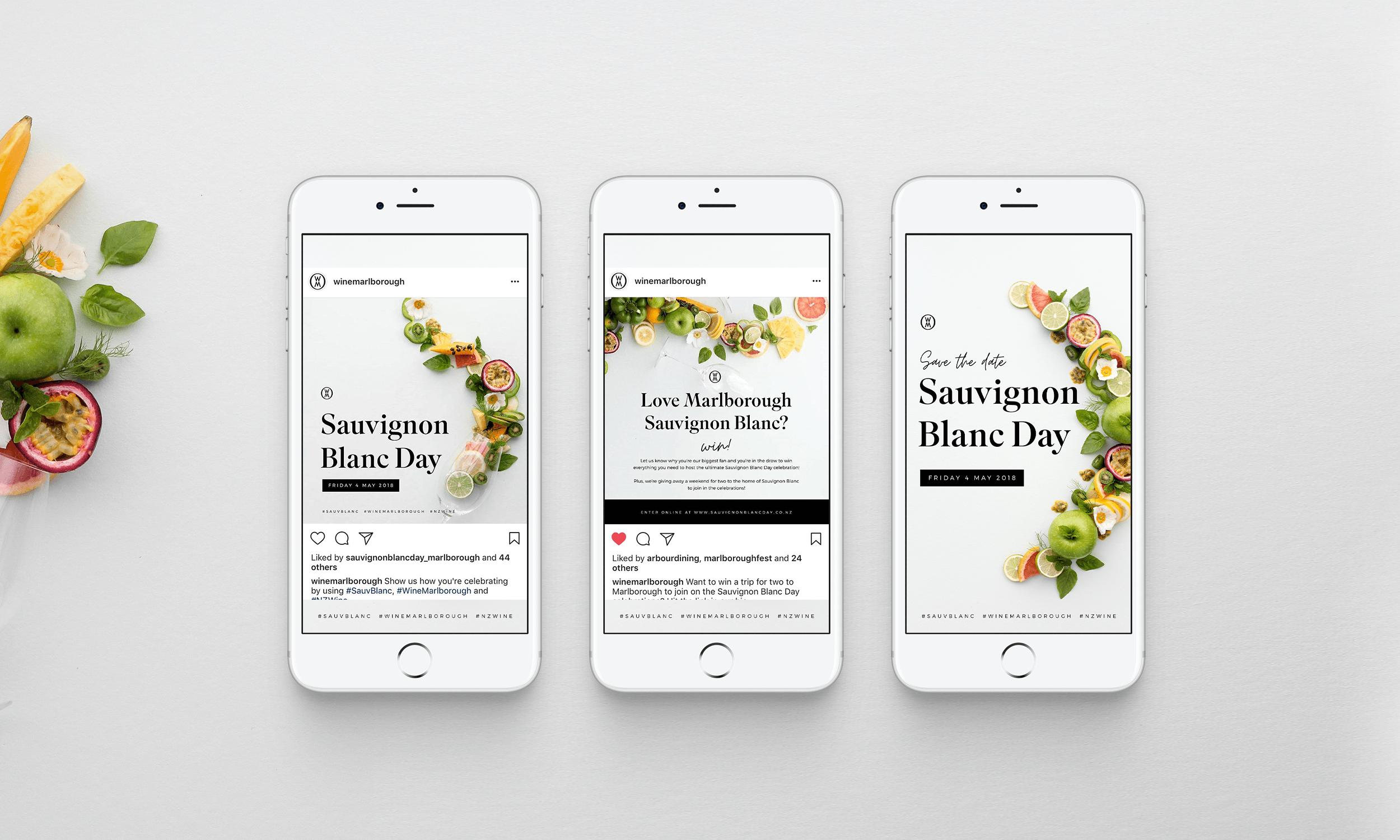 Sauv Blanc Day 2018 - January Made Design