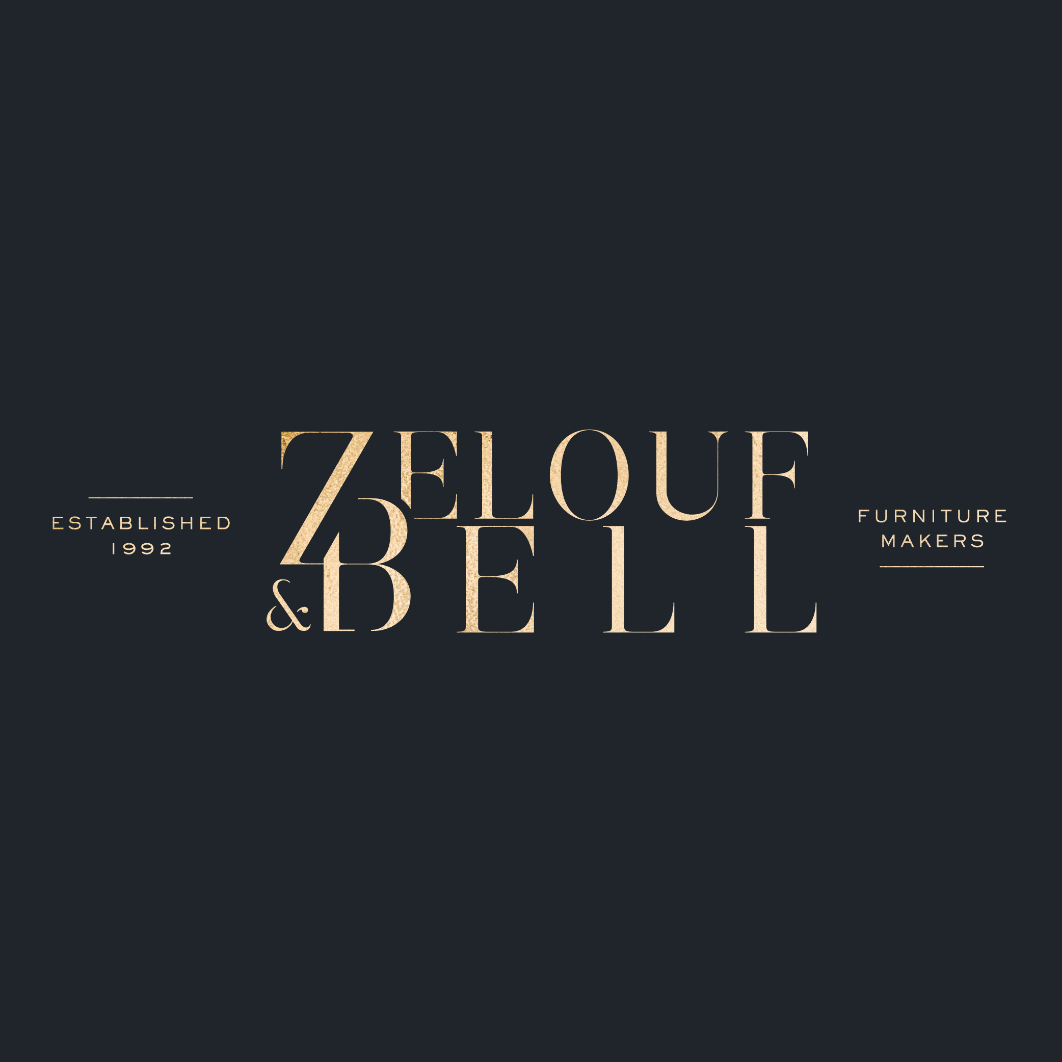 Zelouf & Bell by January Made Design
