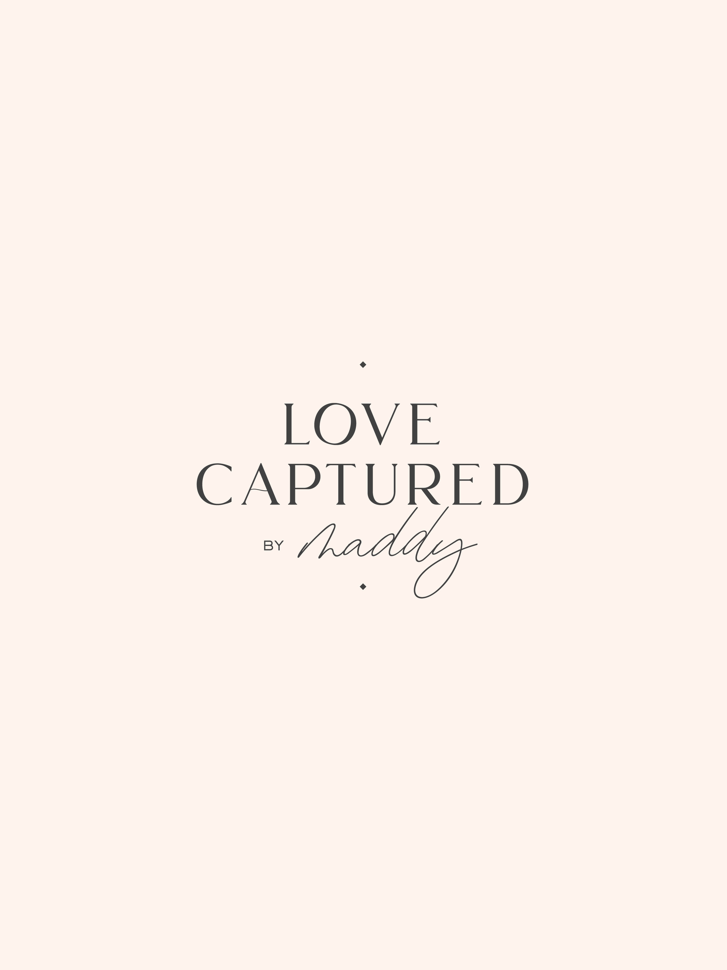 Love Captured by Maddy unused elements - by January Made Design