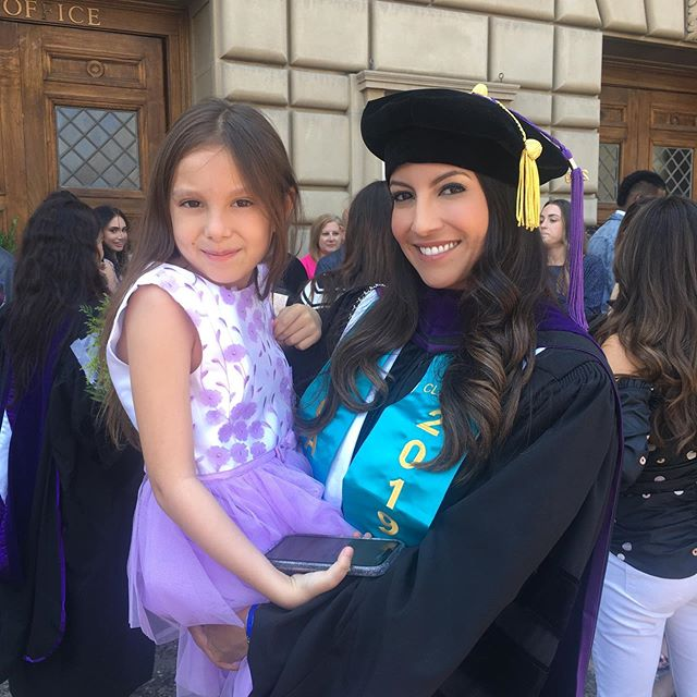 This weekend was overwhelmingly filled with love, family, friends, laughter and beautiful memories. 💗 THANK YOU to everyone who helped me celebrate such an important milestone in my life! 🎓  This Mother's Day weekend - I got TWO amazing gifts: I spent priceless time with my daughter, my love, my family and friends & I earned a doctorate in jurisprudence - both invaluable gifts that can never be taken away! Grateful and blessed beyond measure! 🙏🏼