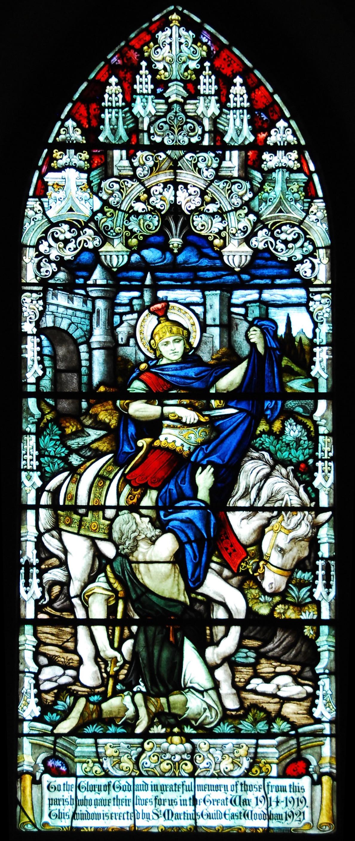 The St Martin's Guild Window