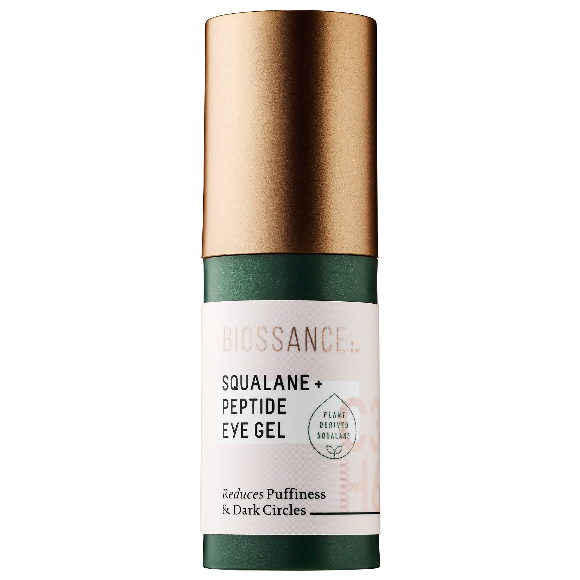 There's a reason why this eye gel is a best seller.  It packs a punch by reducing dark circles and puffiness all at once. Dap a small amount under your eyes and before your concealer.  You'll be looking fresh and awake all day.