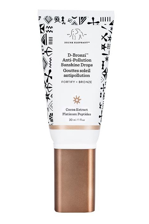 D-Bronzi Anti-Pollution Sunshine Drops