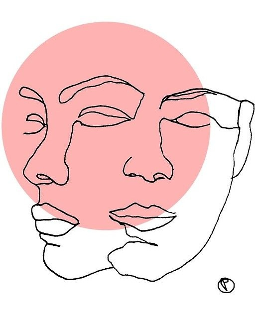 Faces by Philaoppel
