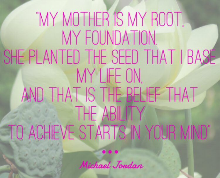 Mothers Day Lotus