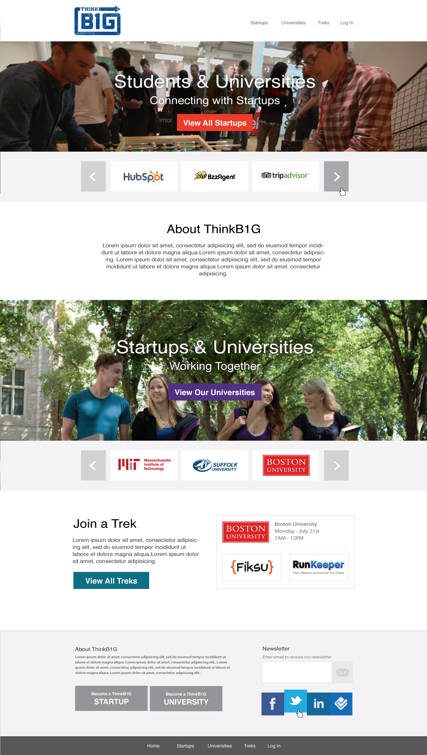 ThinkB1G Web Design