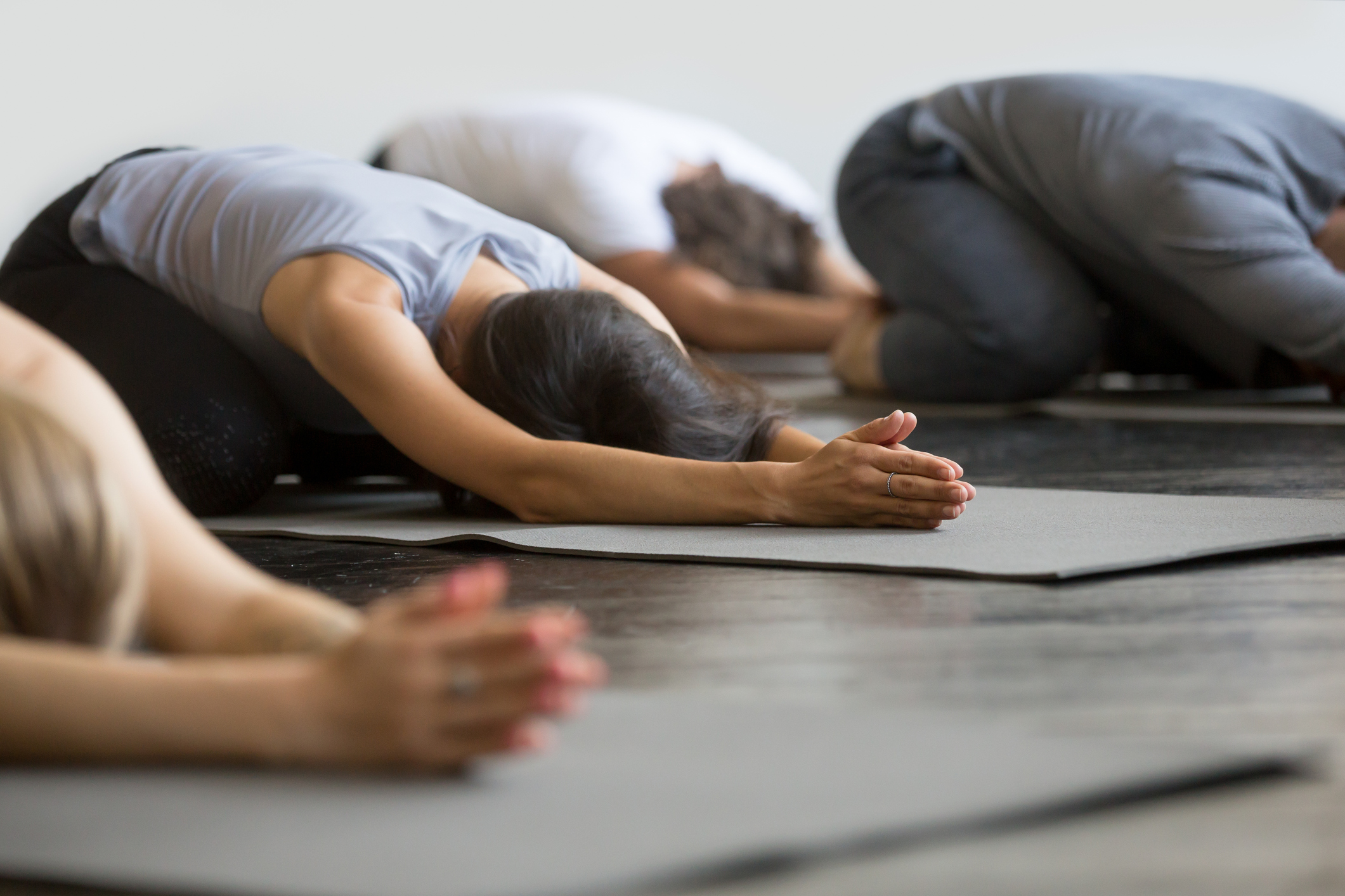 Survivors of Domestic Violence and Sexual Assault - Weekly yoga classes at a women's intake facility designed to help ease the trauma of domestic violence and sexual assault and provide tools for survivors to regain a sense of self-worth, dignity and empowerment.