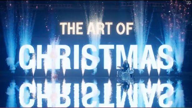 M&S Christmas Advert 2015