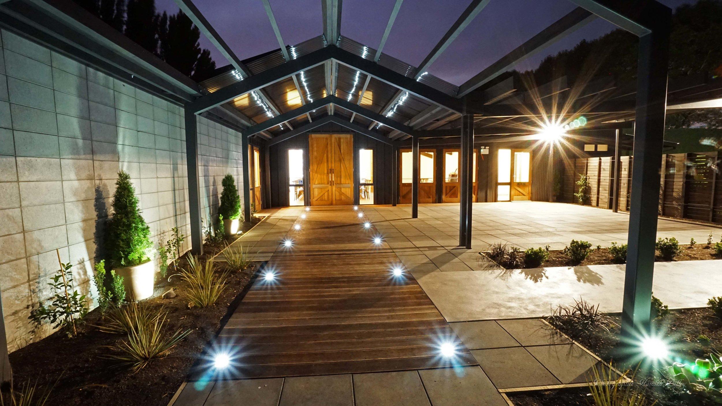 Lacebark - Twilight Entranceway