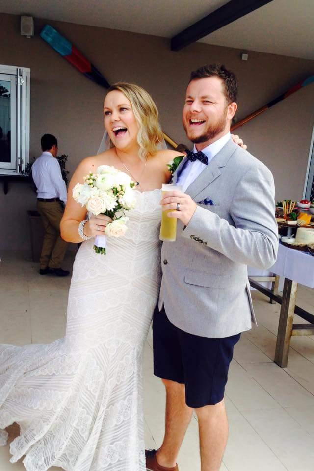 Alissia Cambridge - Wedding Celebrant