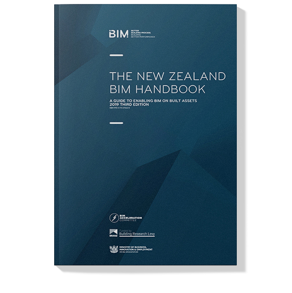 The New Zealand BIM Handbook - This document and related appendices and tools are the essential starting point for all things BIM.