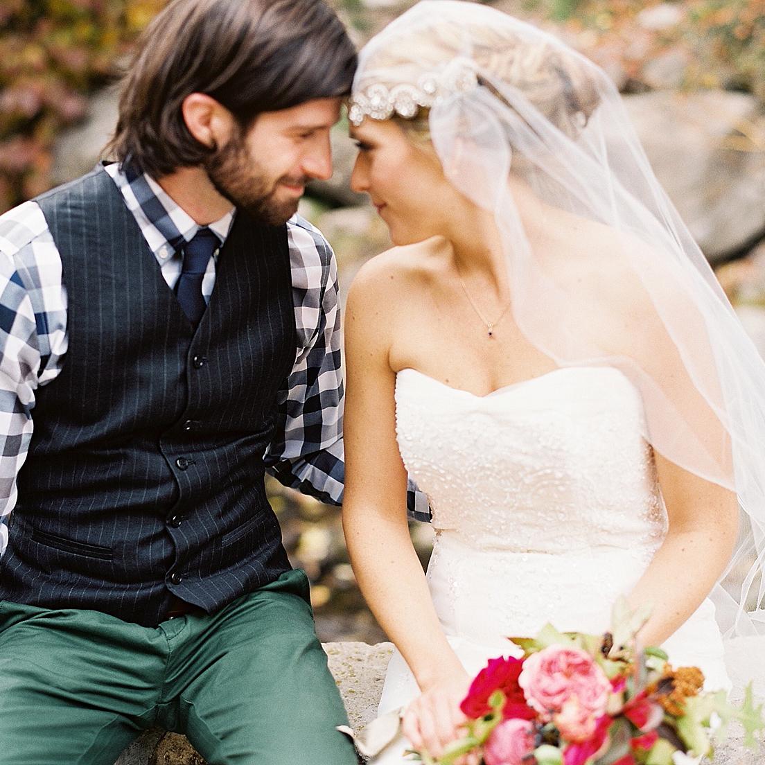 Elyse & David - Sundance Resort Wedding