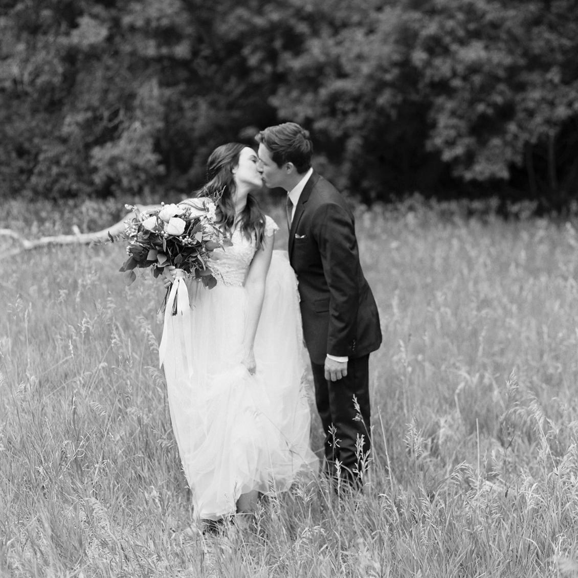 Amber &Steve - Mountain Bride & Groom