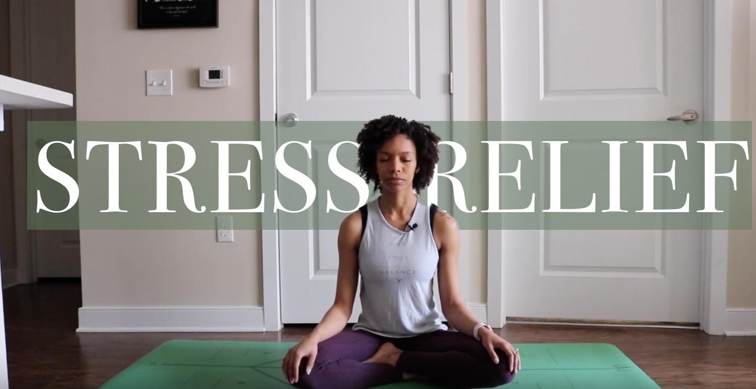 yin yoga stress relief