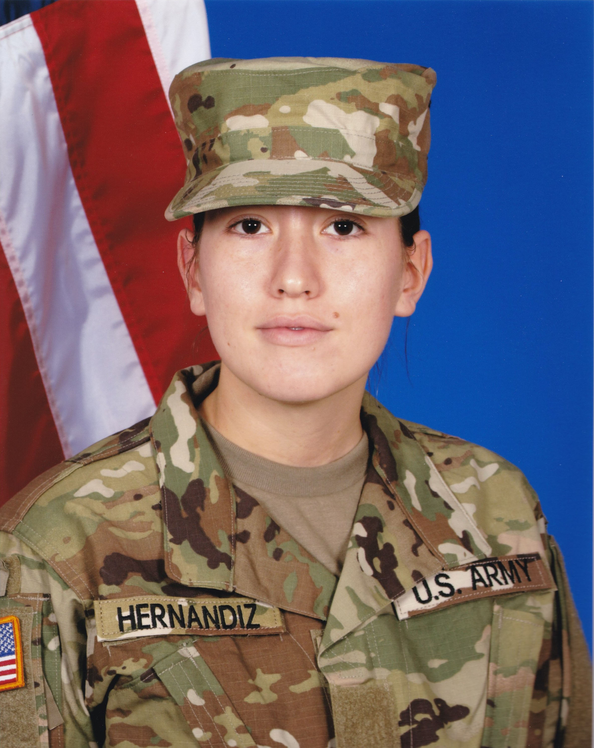 My soldier girl -