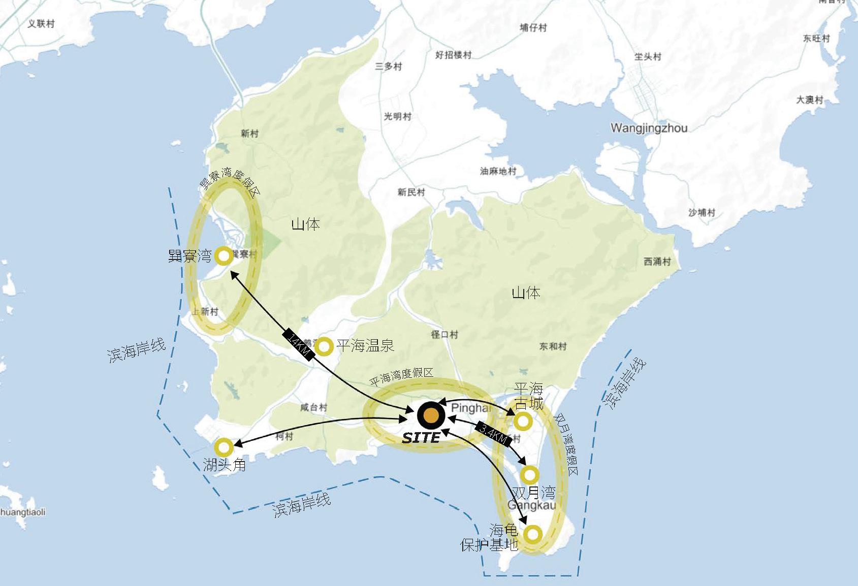 Pinghai Resort Area 平海度假区