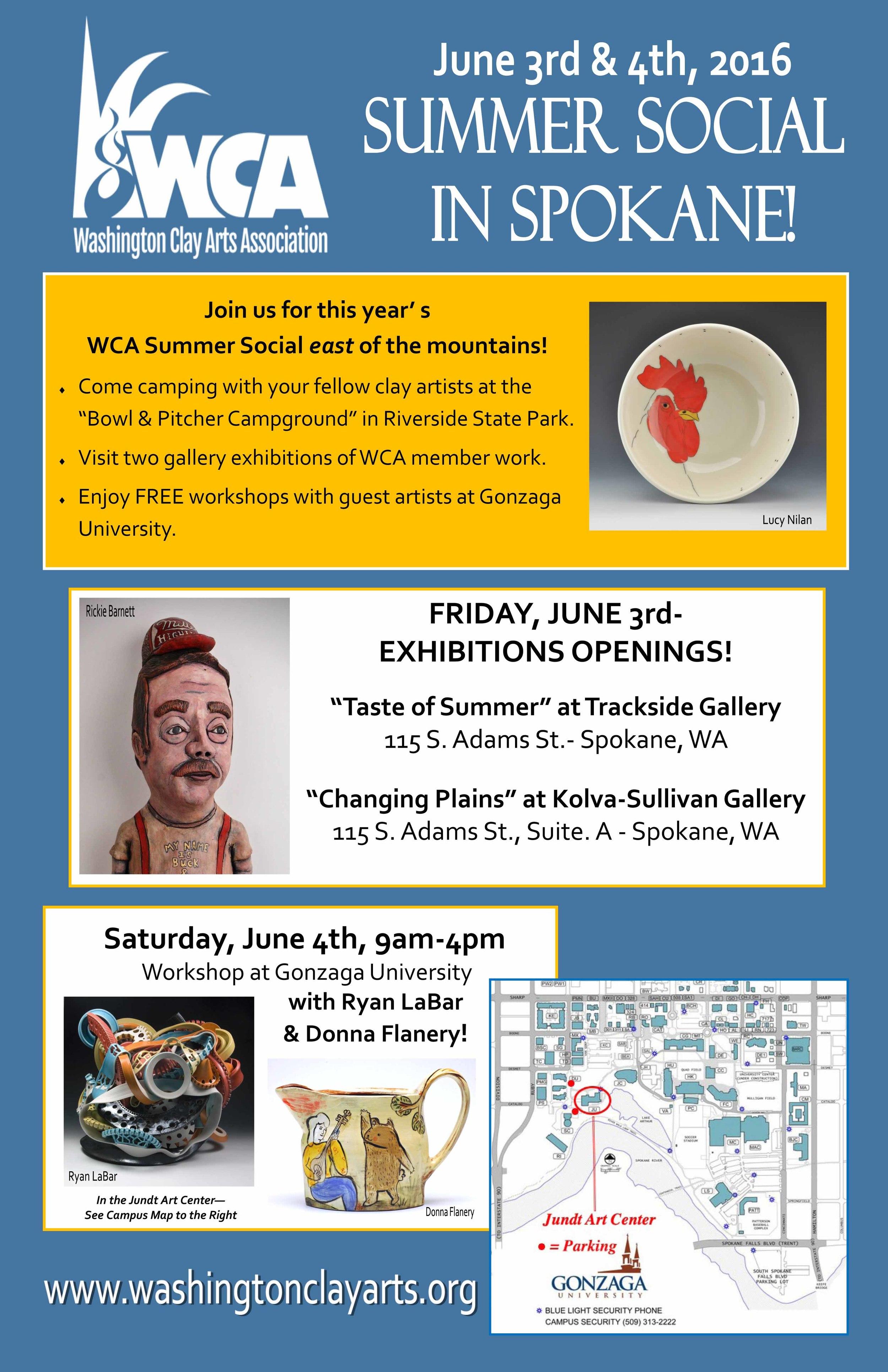 Washington Clay Arts Association