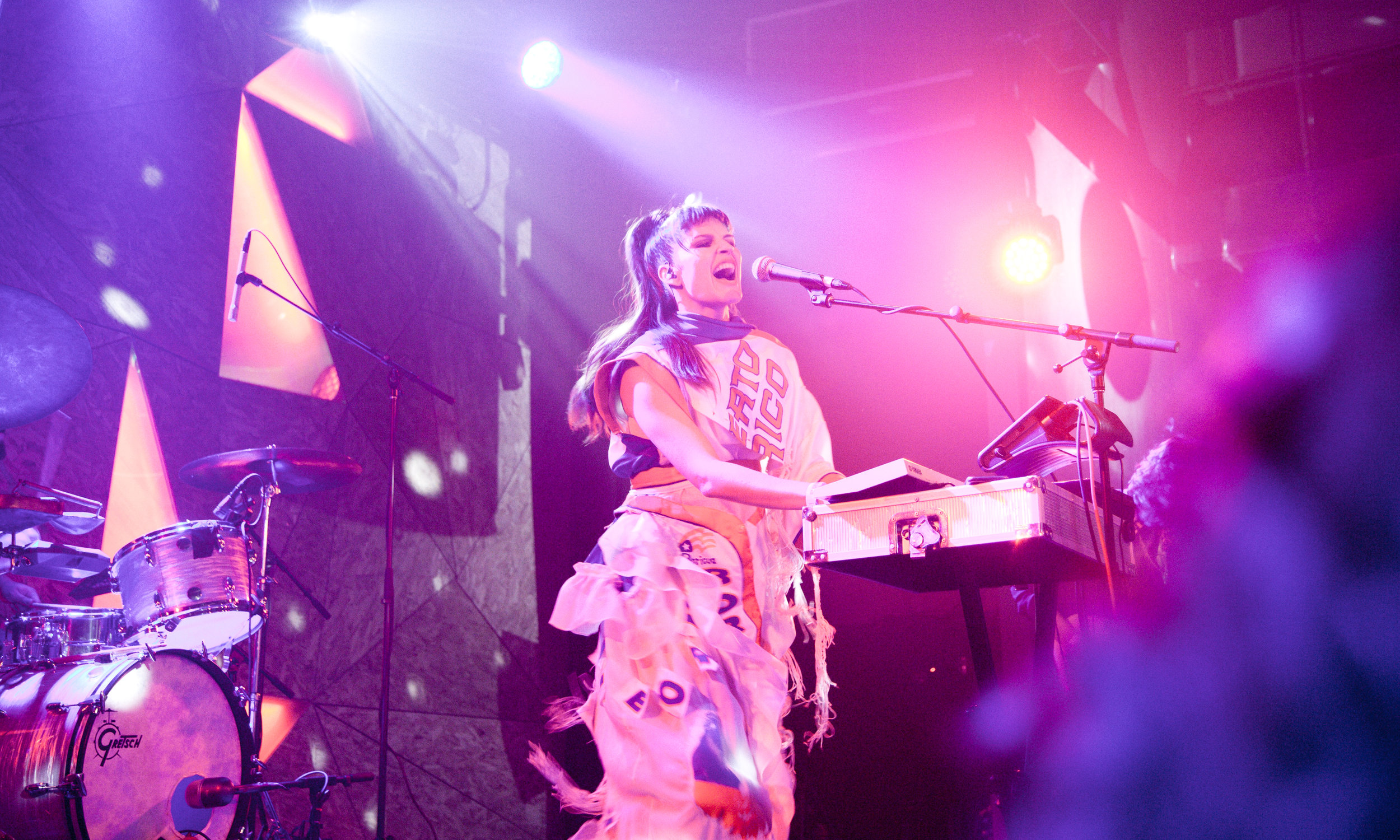 PRIMA FUND - @Elsewhere Space featuring Buscabulla performing for the PRIMA Fund Farewell Tribute