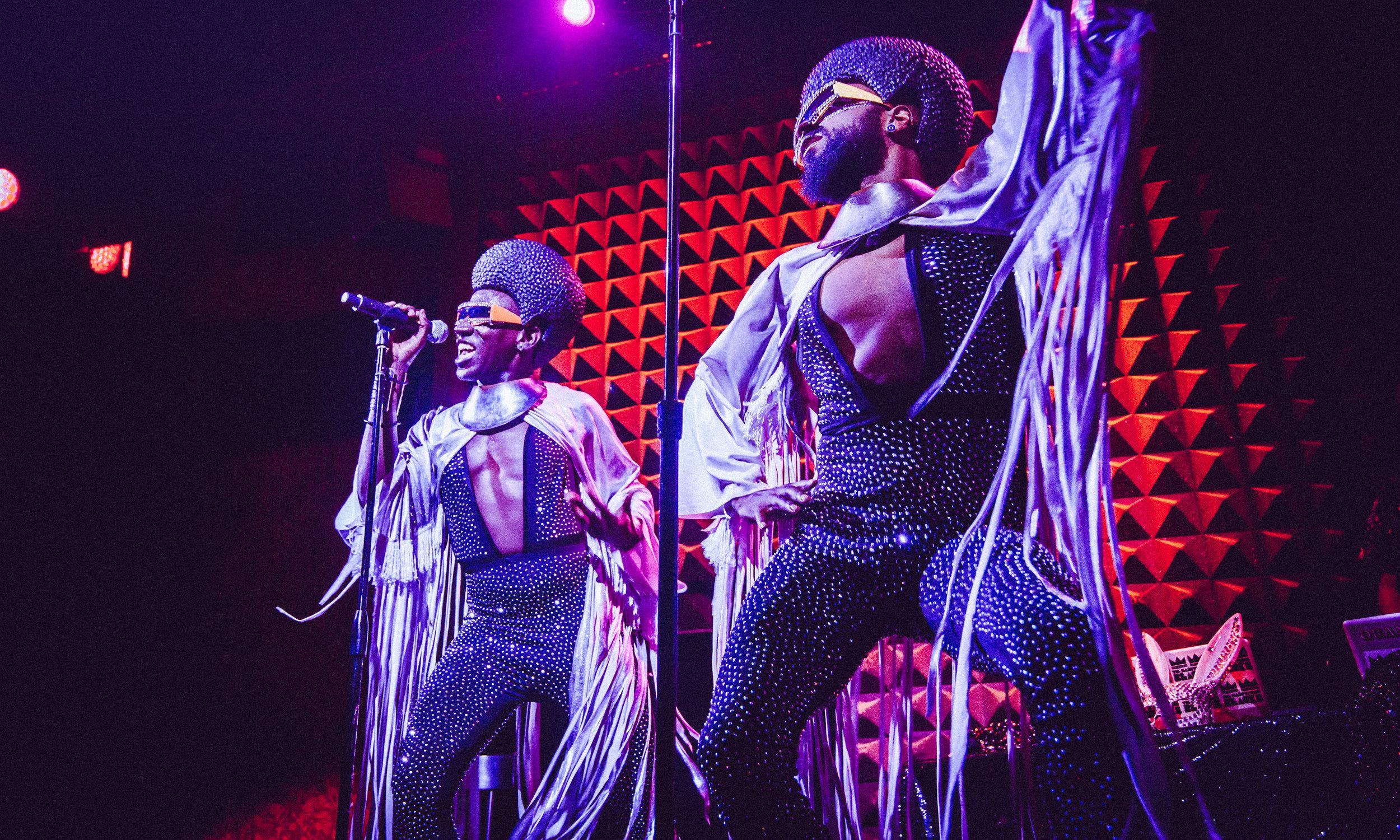 The Illustrious Blacks - @ Joes Pub the Public Theater