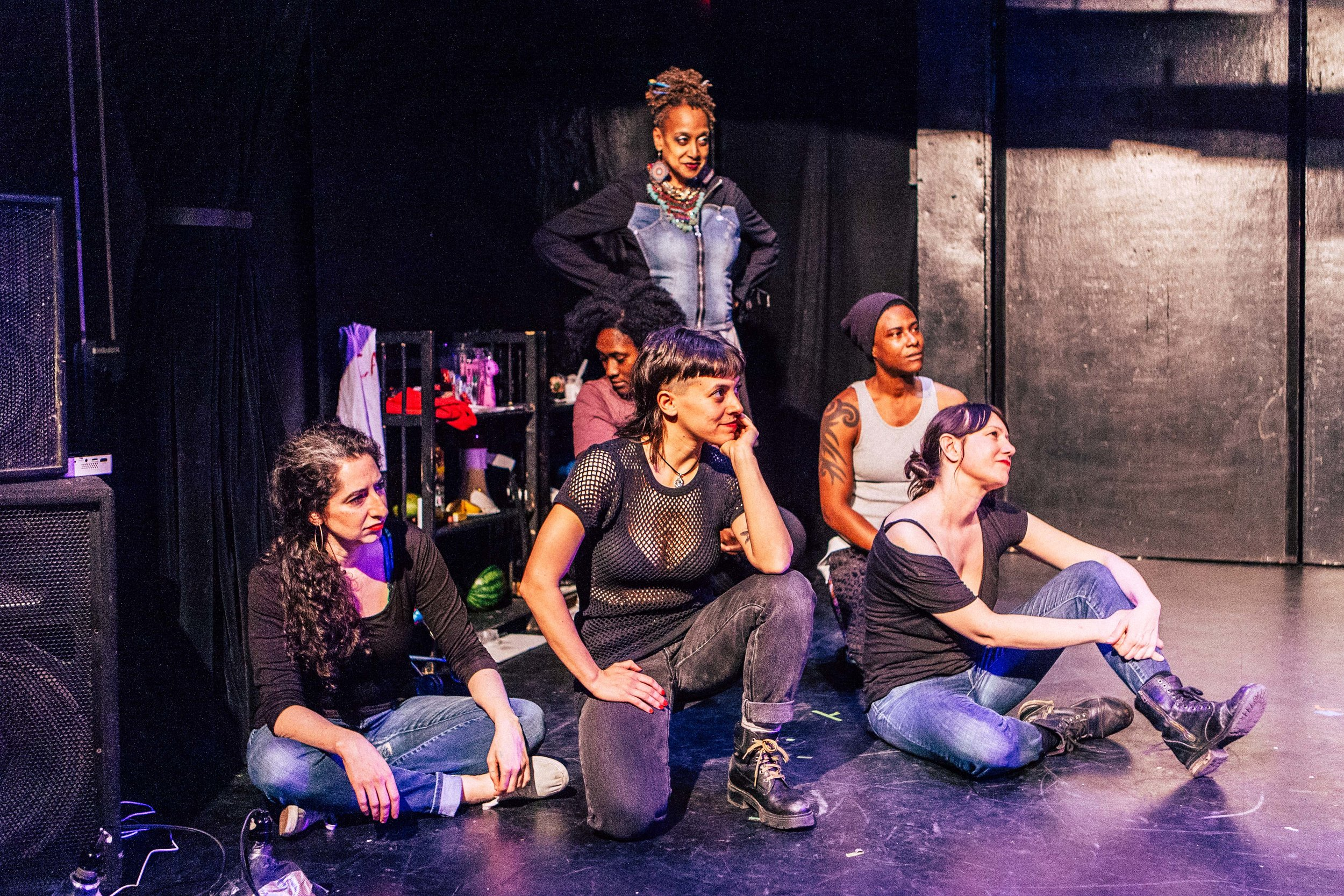 NEO-FUTURISTS - Smash the PatriarchyWinner of the 2017 New York Innovative Theatre Award for Outstanding Performance Art Production