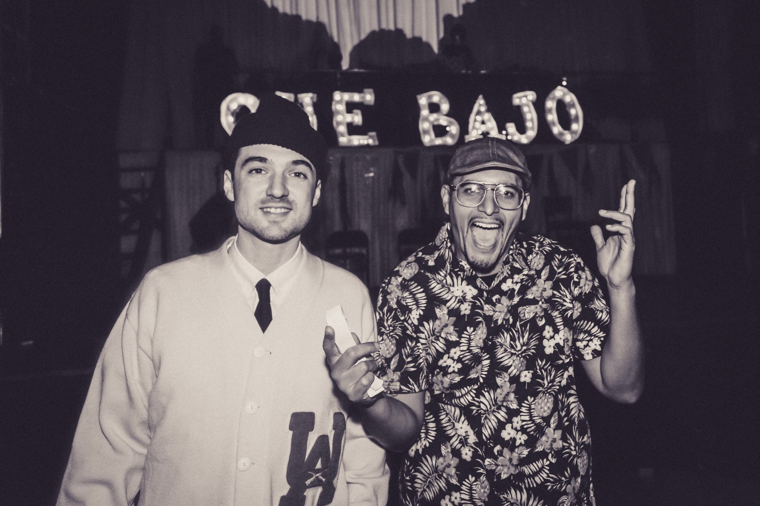Que Bajo - NY's #1 Tropical Bass Party @ House of Yes