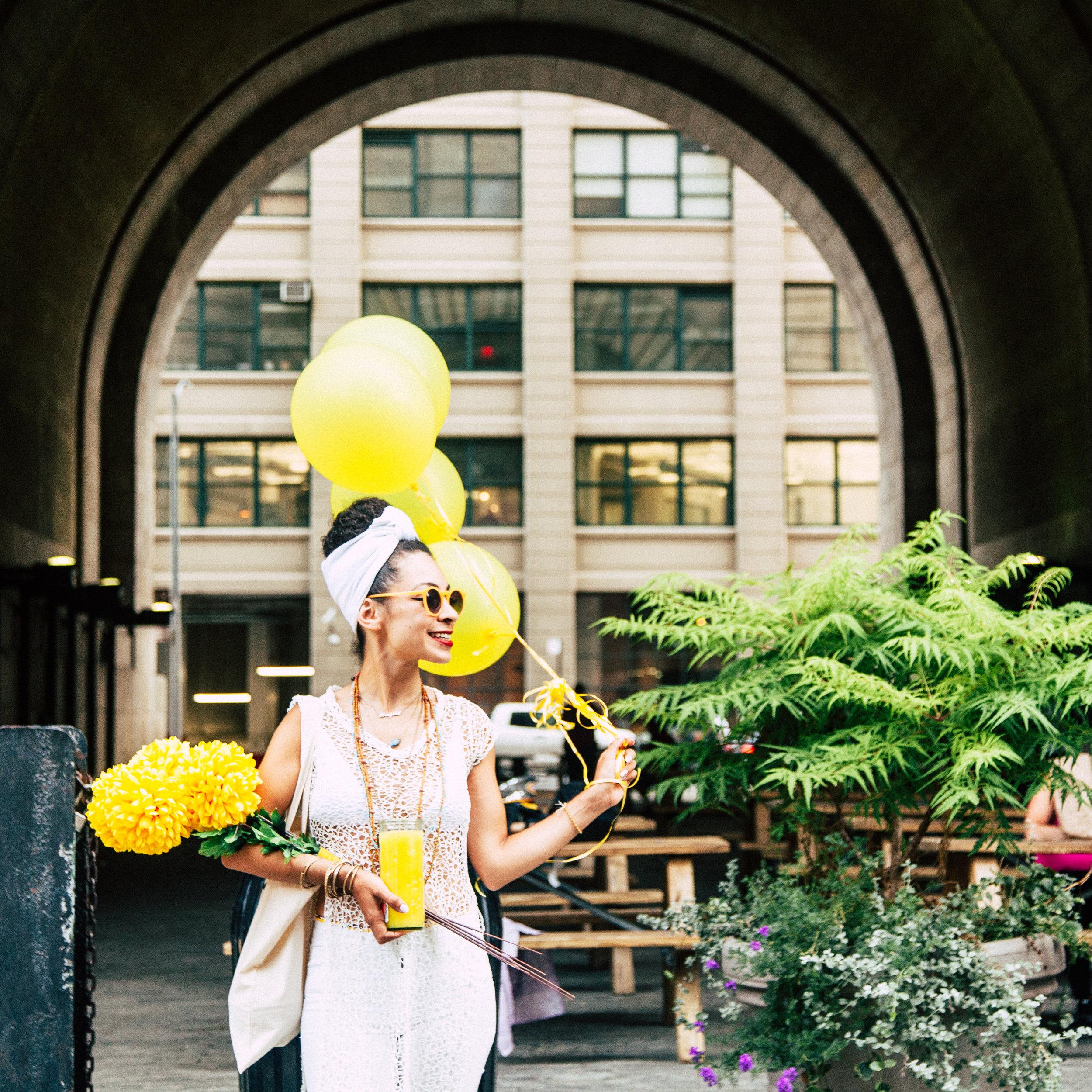 Chiquita Brujita // Philanthropist // Circus Wrangler // Fiesta manifester
