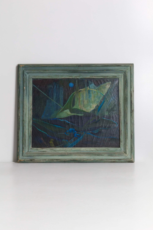 Surrealist Seascape by Louis Ward