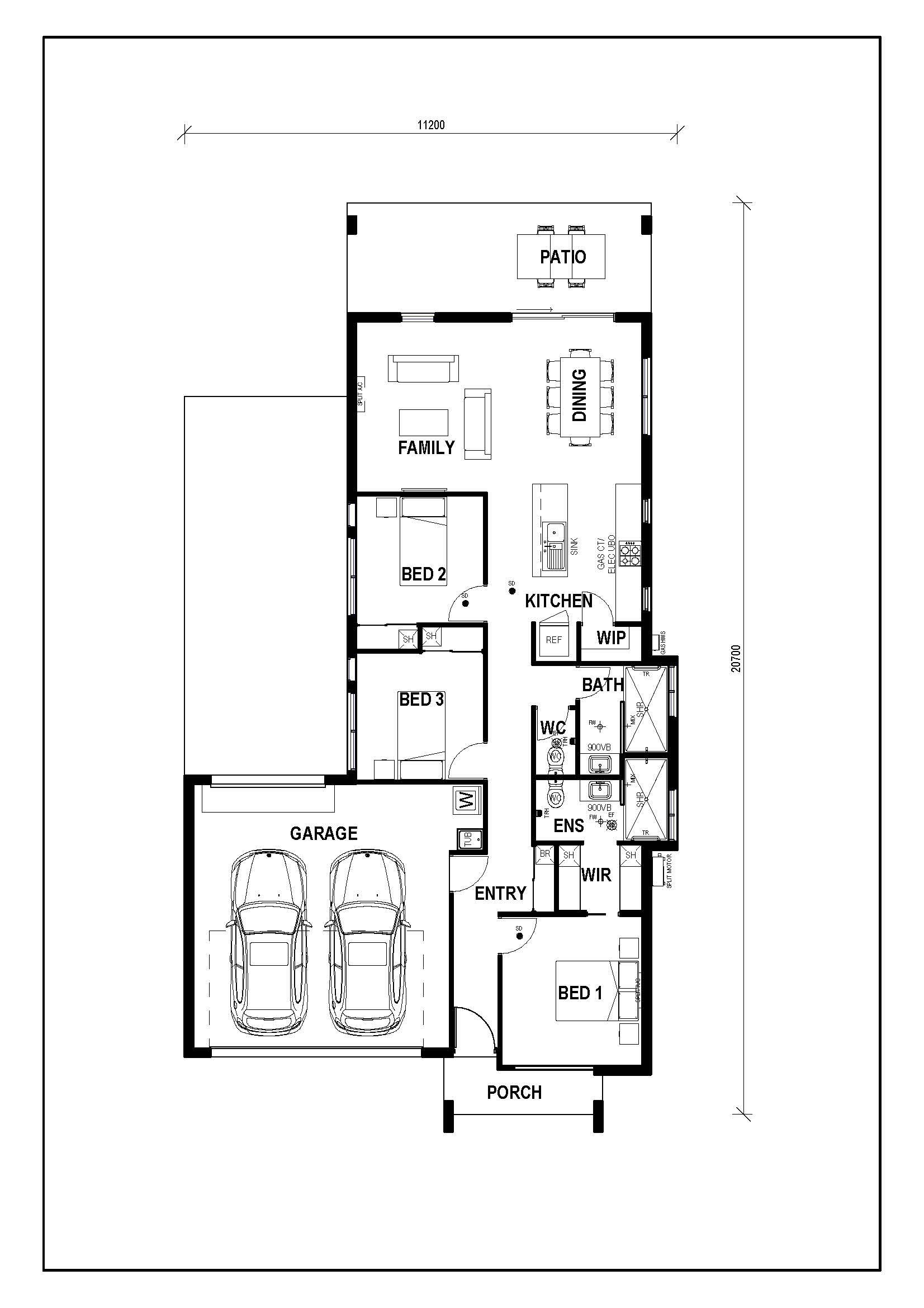 KULMAREN B 144 DOUBLE GARAGE Floor Plan.jpg