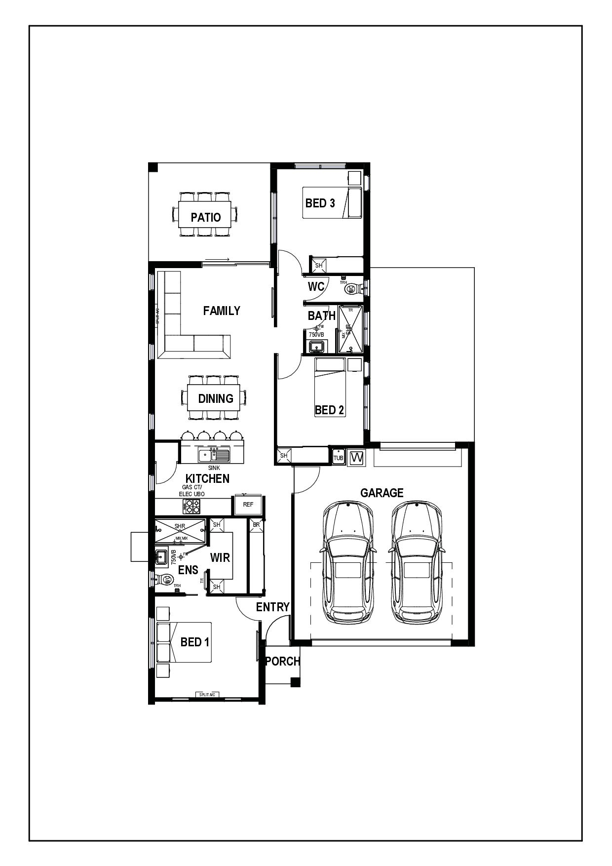 Carramar A 146 Double Garage Version 2017 Floor Plan.jpg