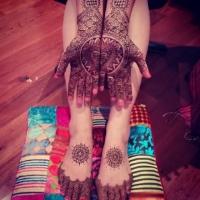 BRIDAL HENNA  Traditional and  Contemporary