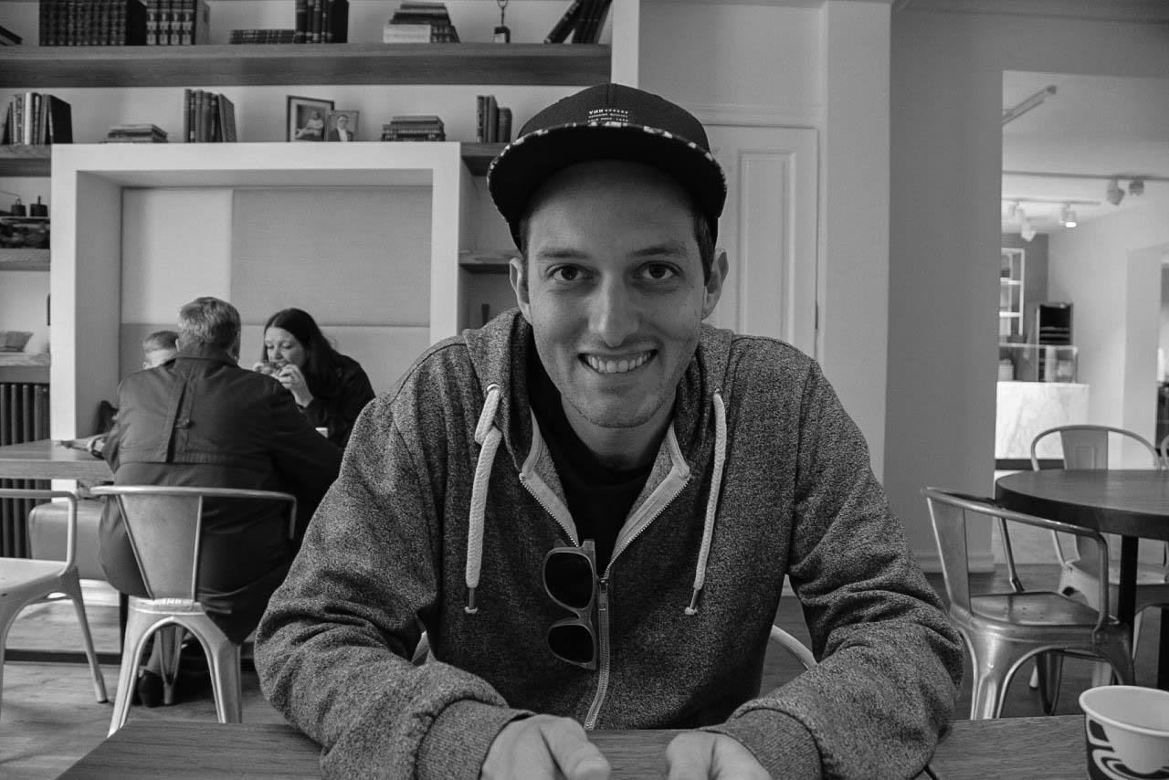 AARON CAVAZOS  Editor