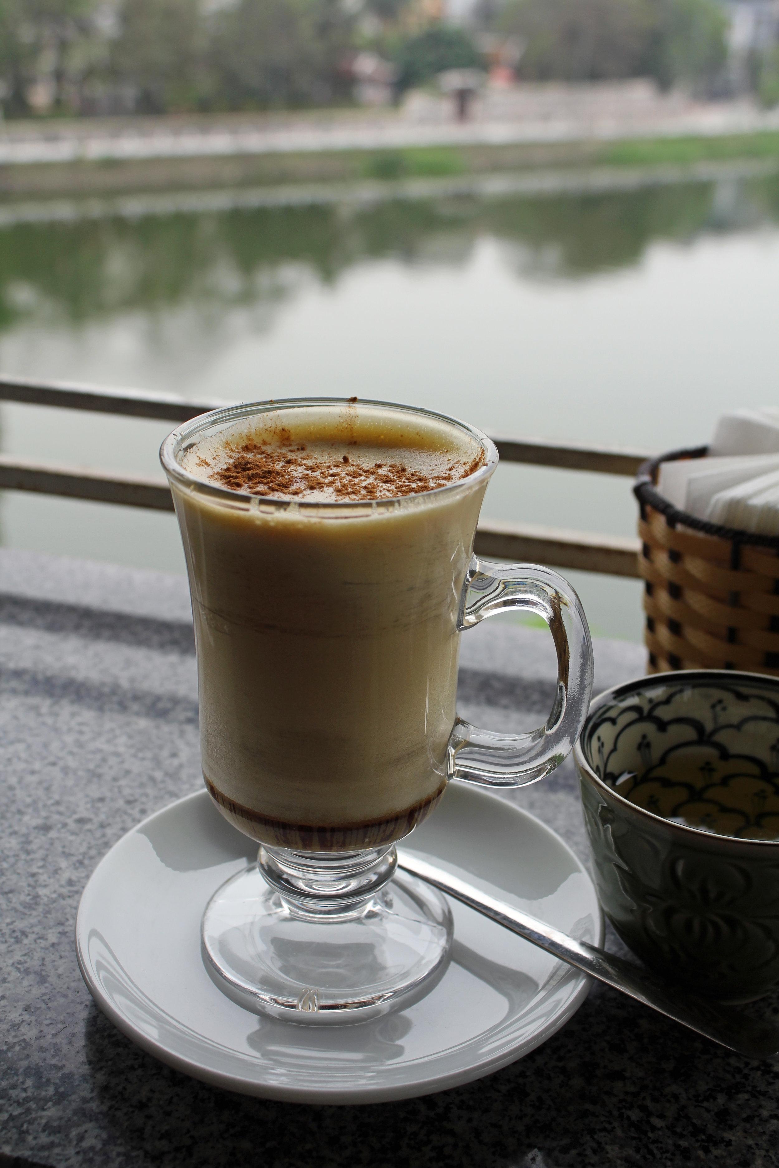 Egg Coffee :)