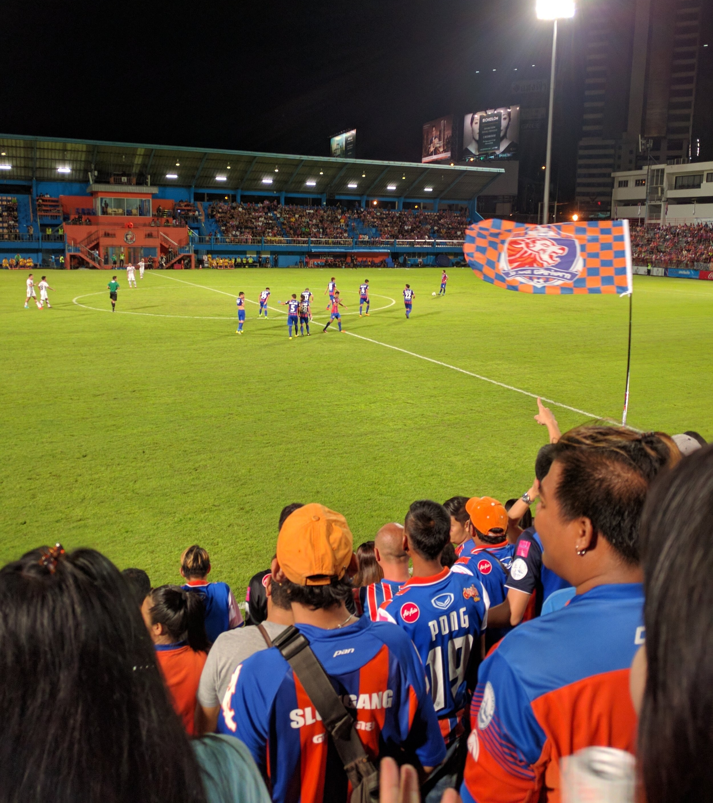 Go Port F.C.!